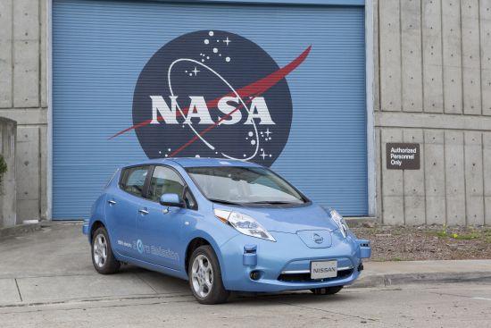 NASA-Nissan
