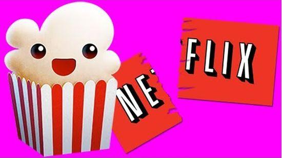 Netflix-Popcorntime