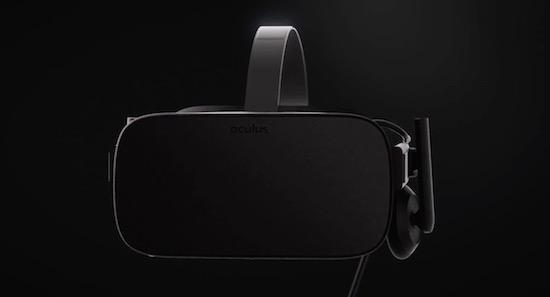 Dit is de consumenten-versie van de Oculus Rift