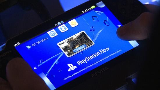 PlayStation Now naar PS3