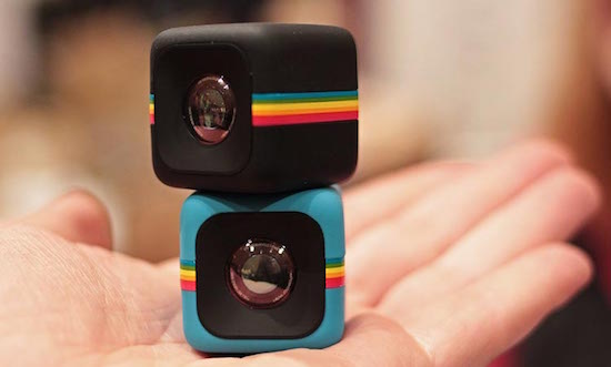 Polaroid Cube VS GoPro