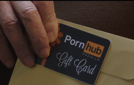 Pornhub Giftcard