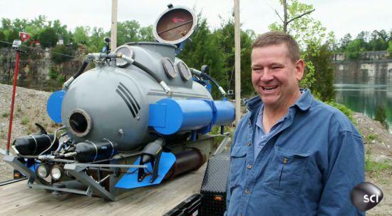 Propaantank-onderzeeboot