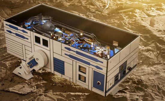 R2-D2-Koffietafel