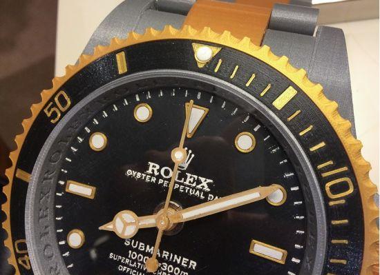Rolex-3D-Printer