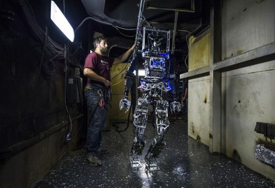 SAFFiR-Robot