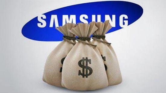 Samsung-dalende-winst