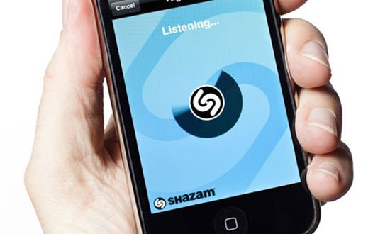 Shazam-update