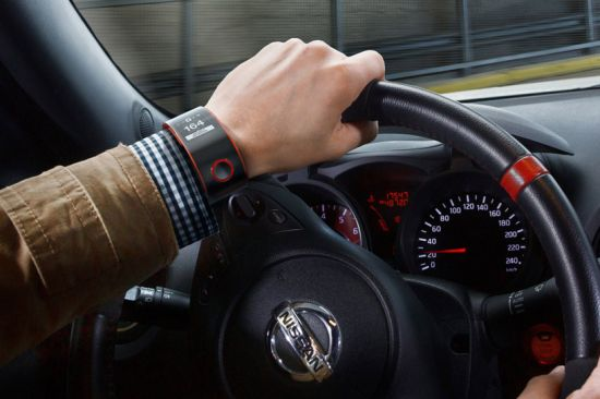 Smartwatch-Auto