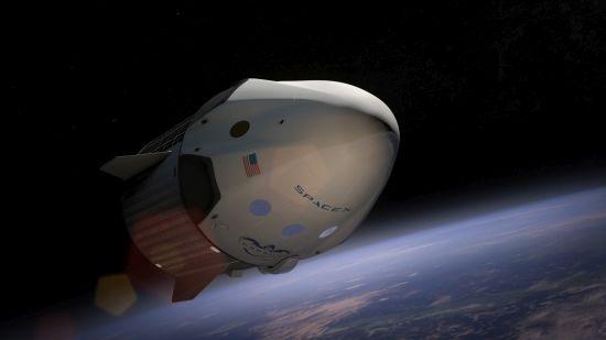 Space-X-Google