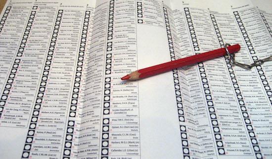 We mogen ook dit jaar stemfies maken