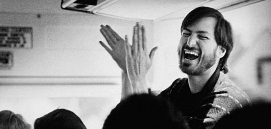 Bekijk de trailer van Steve Jobs: The Man In The Machine