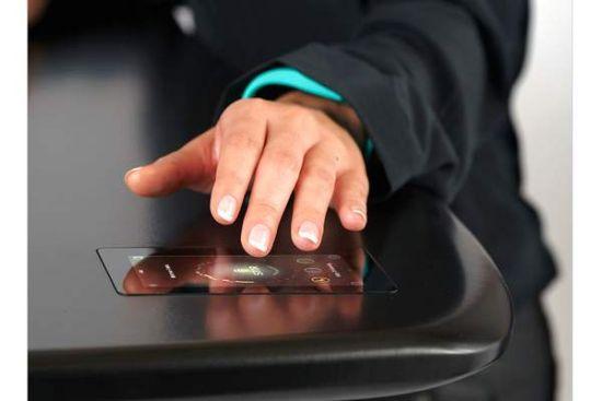 Stir-Touchscreen