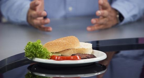 Google wilt zich richten op duurzame hamburgers