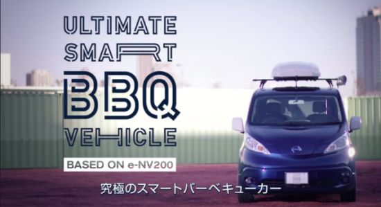 Ultimate-Smart-BBQ-Vehicle