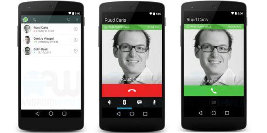 Whatsapp-call