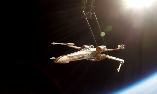 X-wing-in-space