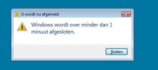 Aflsuiten Windows