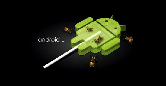 Android Bug Lollipop 2
