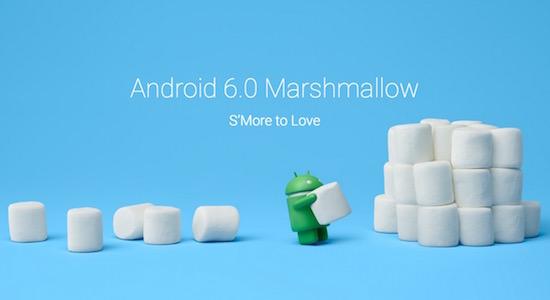 Welke telefoons krijgen Android 6.0 Marshmallow?