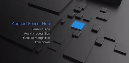 Android Sensorhub