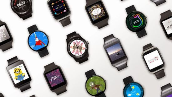 Android Wear Variety