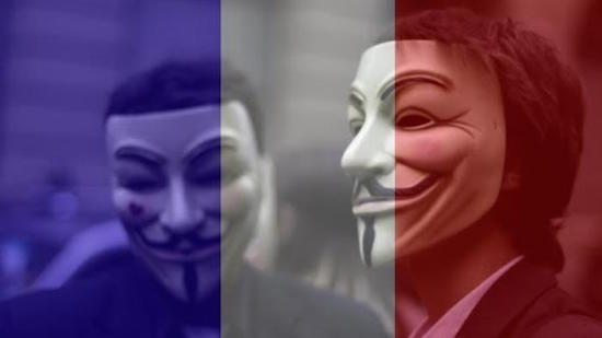Anonymous sloopt ruim 5.500 Twitter-accounts van IS-strijders