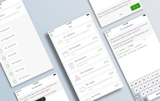 Lrn: een app waarmee iedereen kan leren coderen