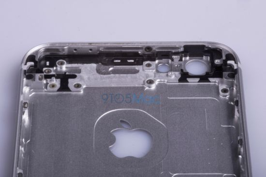 iPhone S6 binnenkant achterkant