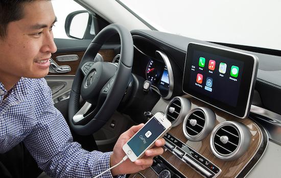 Autofabrikanten snijden Apple en Google de pas af