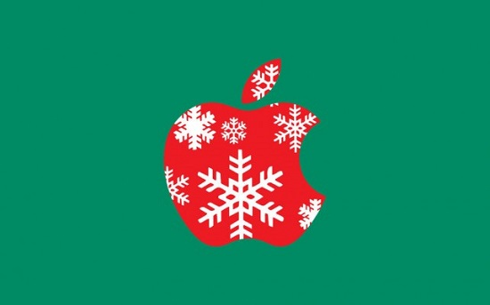 Apple Kerst