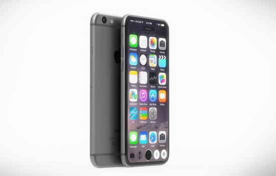 Apple werkt aan virtuele home-knop voor nieuwe iPhone