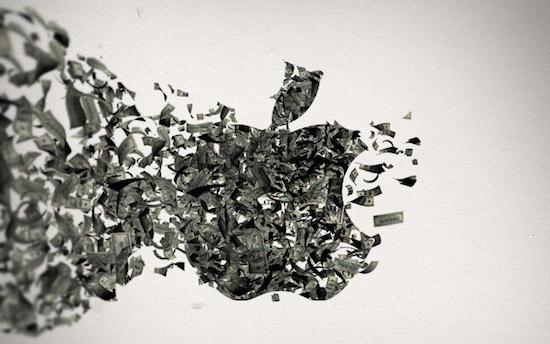 Apple breekt weer eens een record