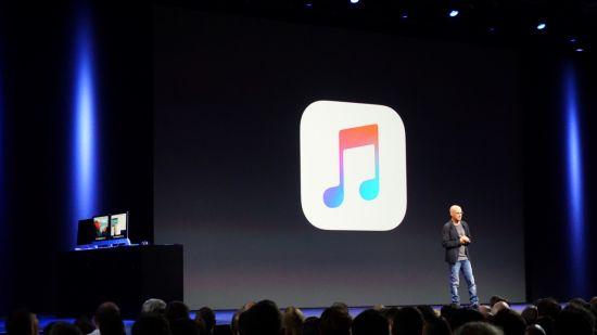 Apple Music presentatie