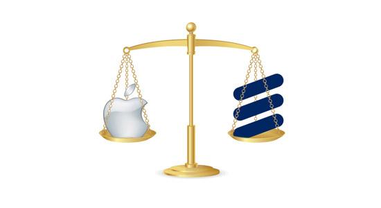 Apple vs. Ericsson