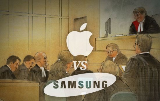 Apple Samsung Court
