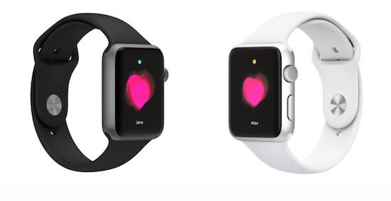 Eenzame Apple Watch-bezitters delen hartslag in groep