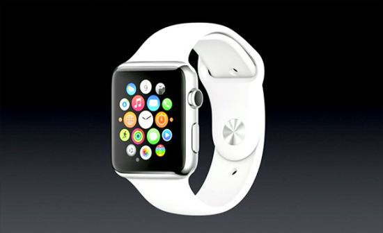 apple watch zilver