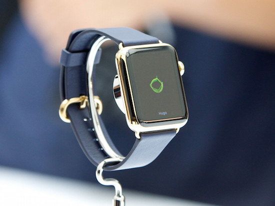Apple Watch Sport straks ook in goud?