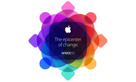Apple WWDC 15 logo