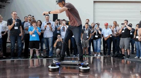 Arx Pax Hoverboard