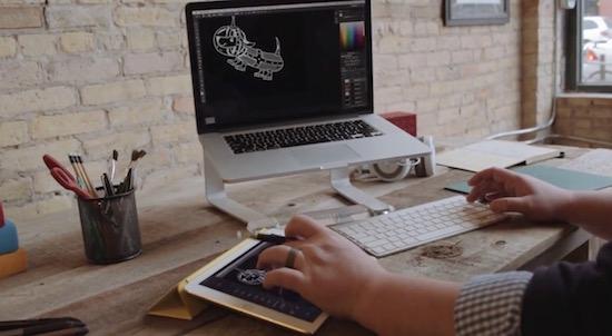 Maak eenvoudig al je schetsen met Astropad