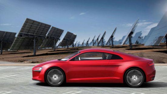 Plantaardige Benzine Audi