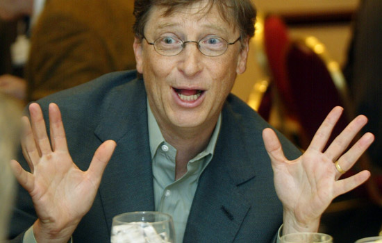 Bill Gates weer rijkste man ter wereld