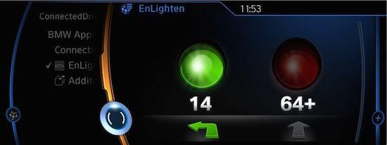 BMW vertelt je wanneer verkeerslichten op groen springen