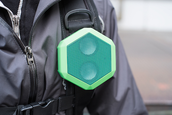 Boombotix Pro: de ideale speaker voor in het zwembad?