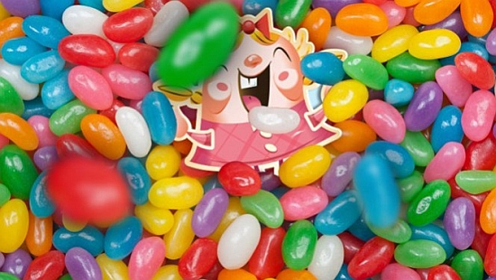 Candy Crush snoepjes