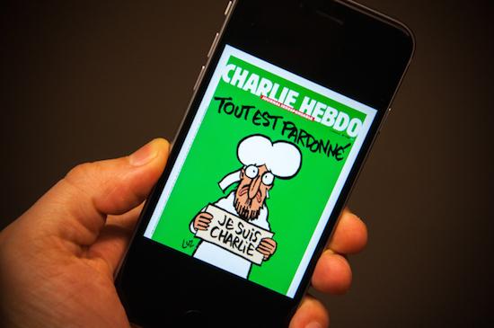 Charlie Hebdo lezen? Zo koop je hem op je smartphone