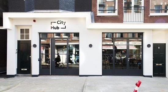 Cityhub hotel