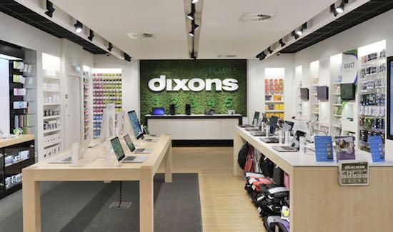 Dixons winkel